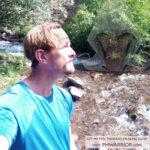 psoriasis healing warrior in nature - I heal psoriasis with diet